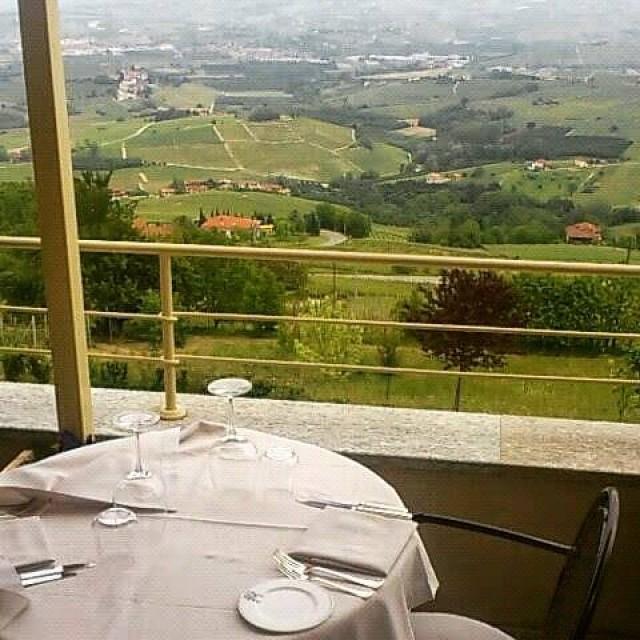 ちょうど3年前イタリアで食事したレストランです。