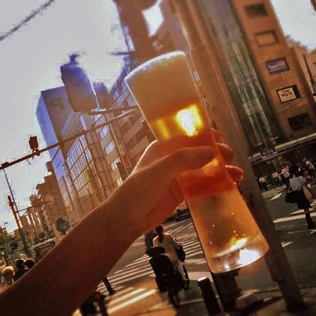 ビールが飲みたくなる日!
