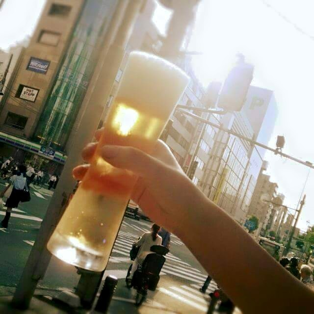 ビール日和!