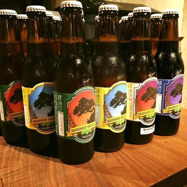 ボトルビール増えます!