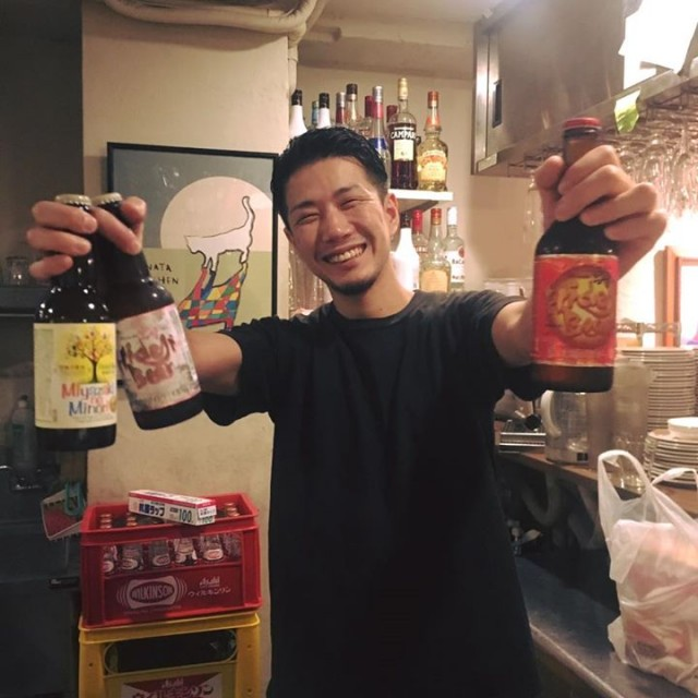 宮崎ひでじビール!