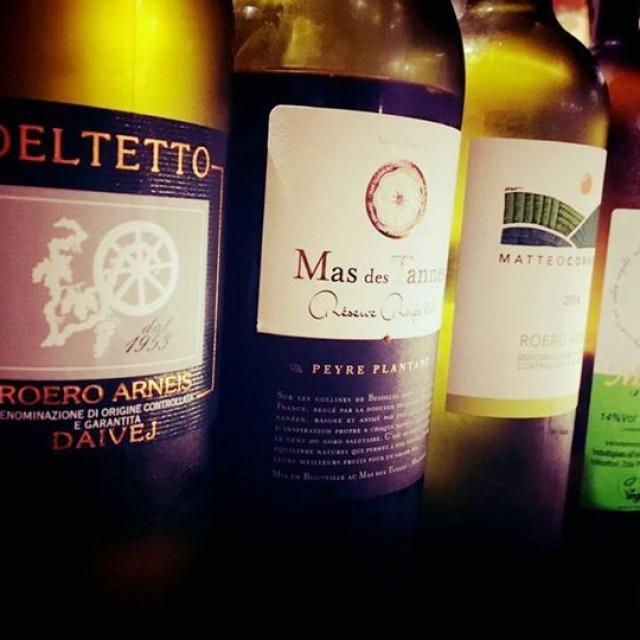 ワイン続々!