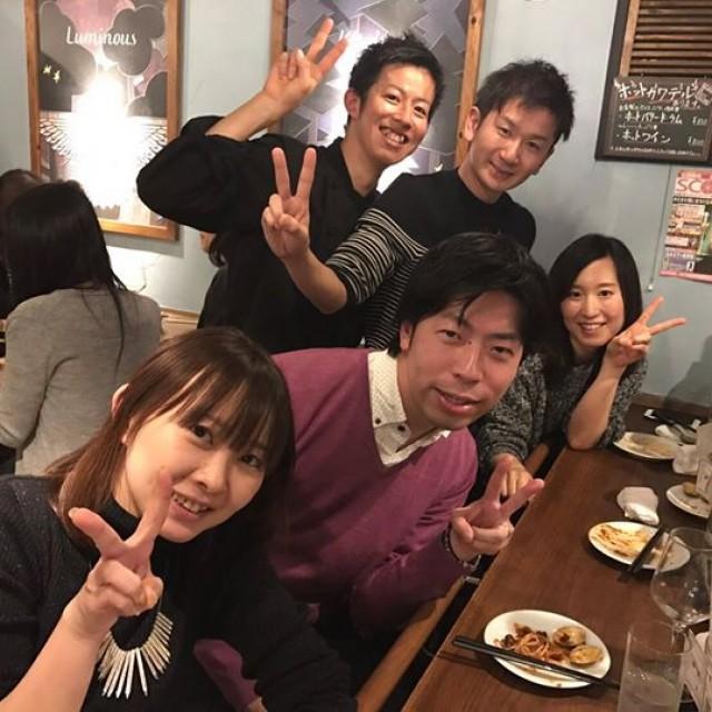 昨日は静岡のお友達メンバーが来てくれました☆