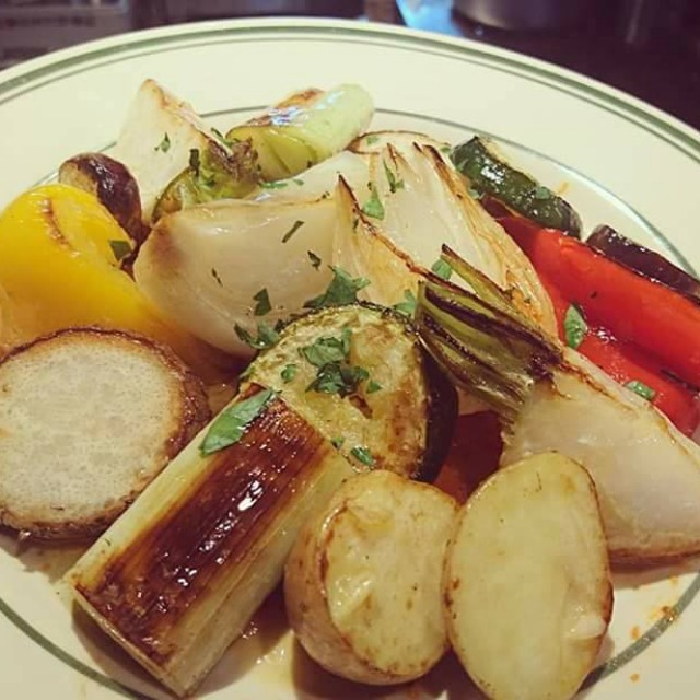 美味しいお野菜シンプルに!