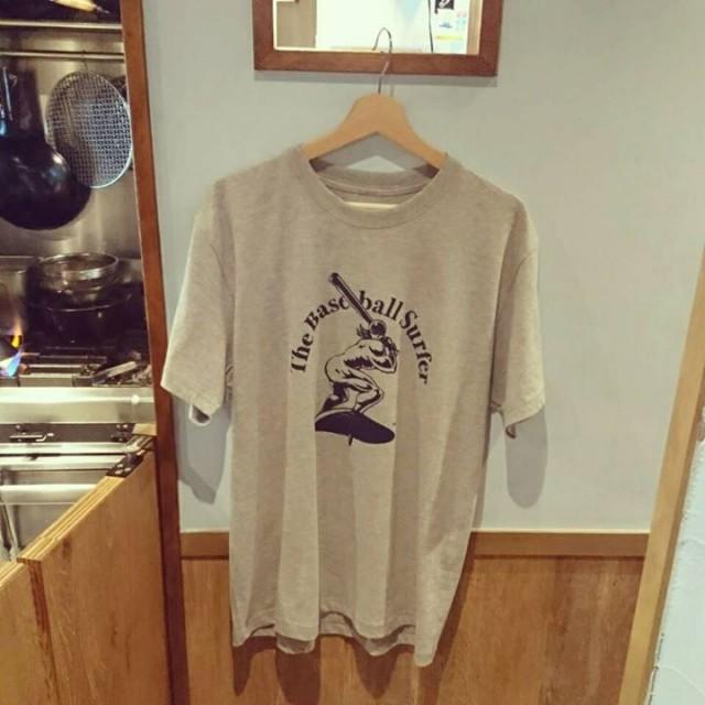 今日は飾ってあるTシャツの御紹介。