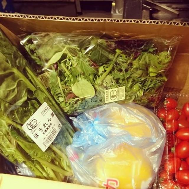 お野菜入荷☆