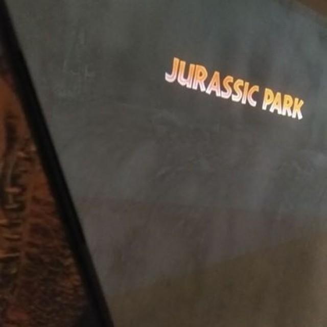 今から閉店までジュラシックパーク!