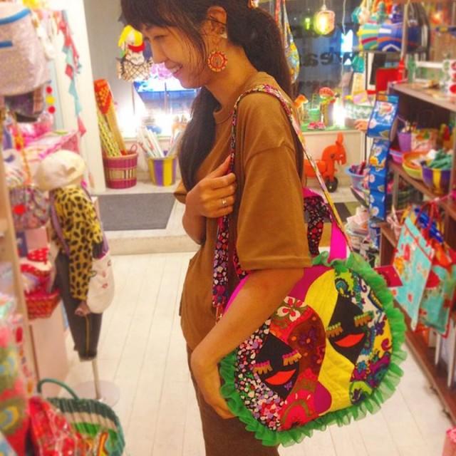 そして昨日ご紹介しました、Kitsch新作バッグは早くも完売致しました🙏🏻🙏🏻💕💕💕