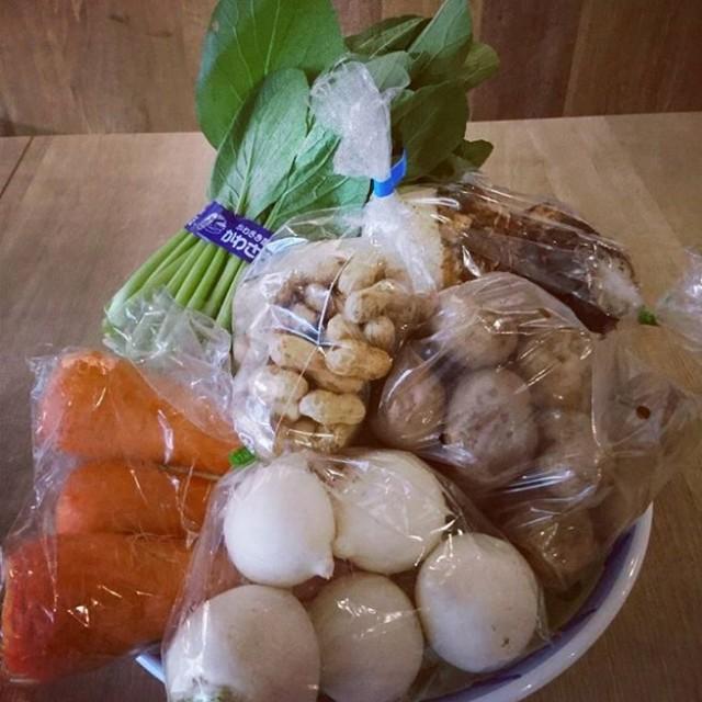 新鮮野菜入荷☆