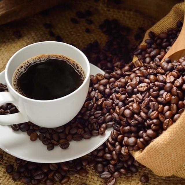 「コーヒー始めました☕️豆から挽きます☺️」