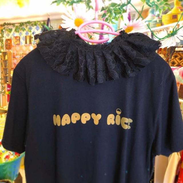 そして、Tシャツをちょっと一味変えてオシャレを楽しみたい方にオススメ‼️✨✨