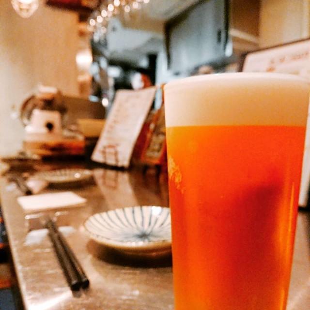 「日本の心、わびさびなアイツ登場!」 さてさて、本日は静岡よりベアードブルーイング「わびさびペールエール」開栓です!
