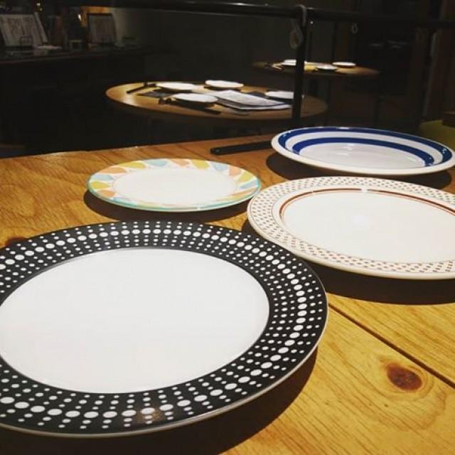「テーブルを華やかに☆」