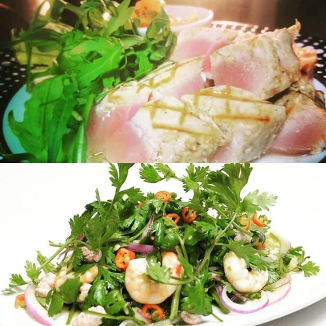 「魚介の料理が豊富☆」