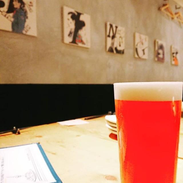 「久々のTHE王道!横浜ビールラLAGER!」