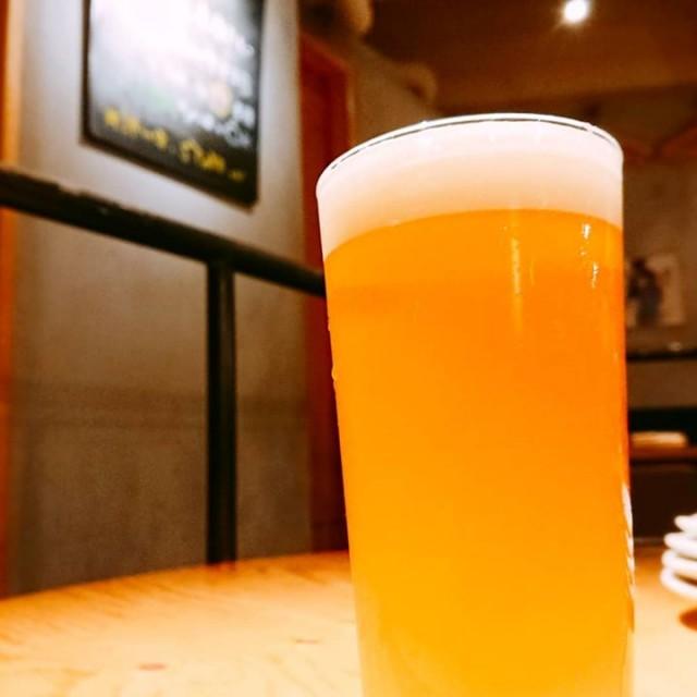 「ジューシーな苦さ!湘南ビール限定IPA!」
