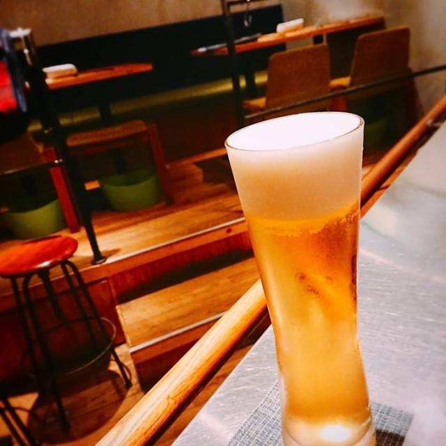 「ビールと相性最高のお料理!」