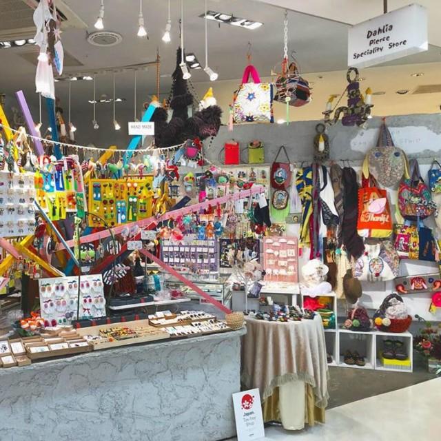 大好きなお店ラフォーレ原宿のDahliaさんが1/28で閉店されると聞き神戸のミーチュさんと一緒に行ってきました😢