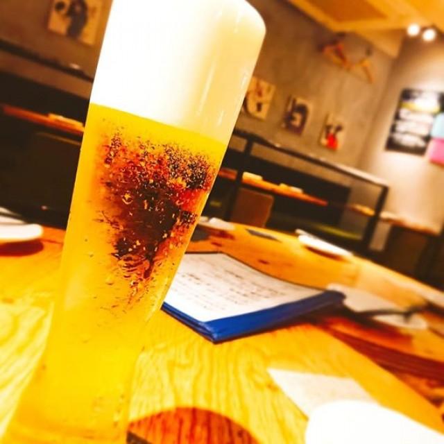 「春のお日様のような限定ビール!」