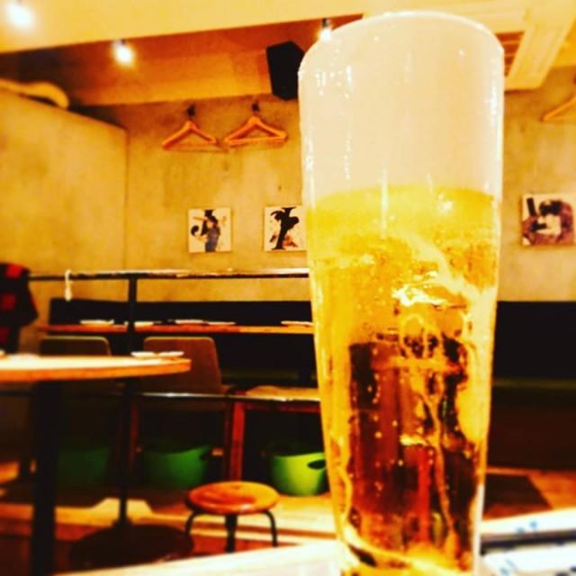 「春にぴったり爽やかビール!」