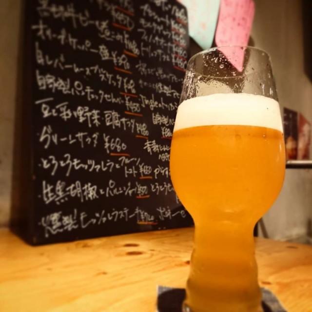 「予告ビール入荷!!ビターレスIPA!」