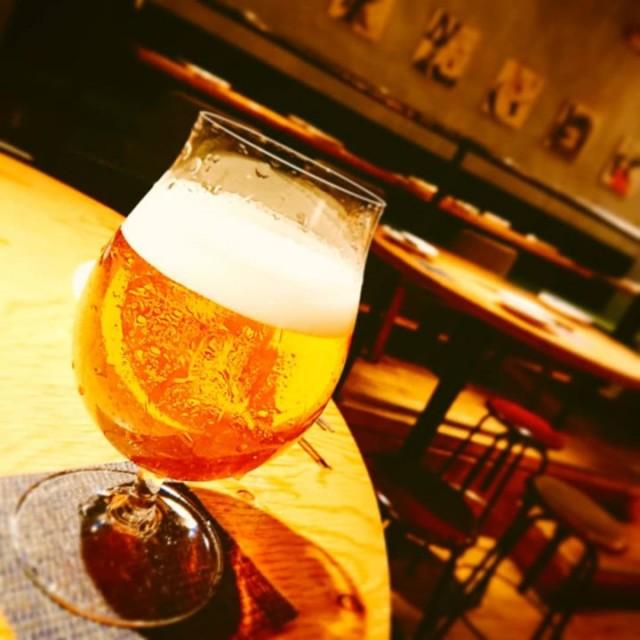 「ベルギースタイルのマニアックビール!」