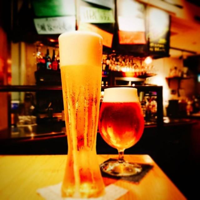 「個性派なビールたち!」