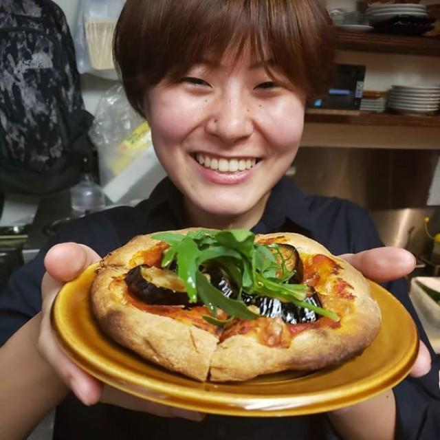 「夏のピッツァ!」