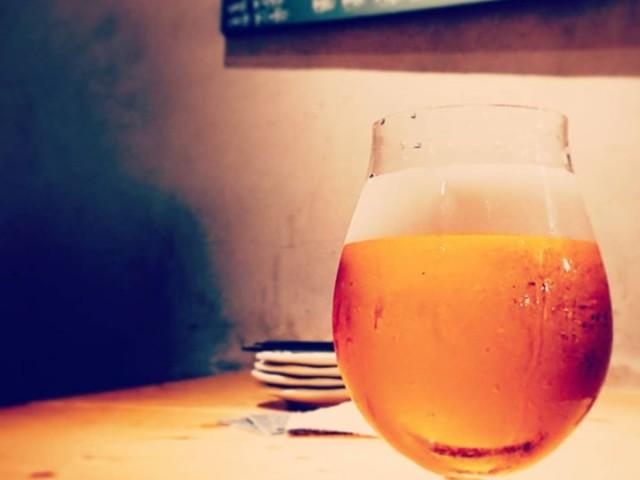 「ベイブルーイングの新作ビール!」