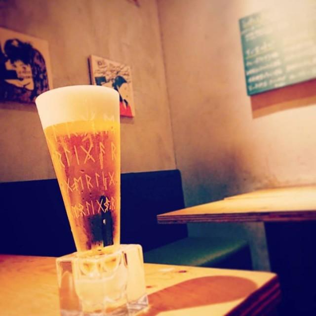 「王道を極めしペールエール!」 昨日は一気にビールが打ち抜きになり、本日はラインナップも大きく変更になっております!