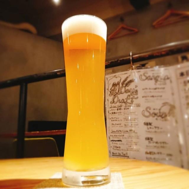 「横浜の超限定の白ビール&大阪よりMARCA/ゴールデンエール開栓!」