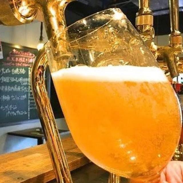 「ビールはじめ、お酒が持ち帰れるようになりました☺️」