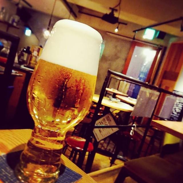 ビール担当 小林です!