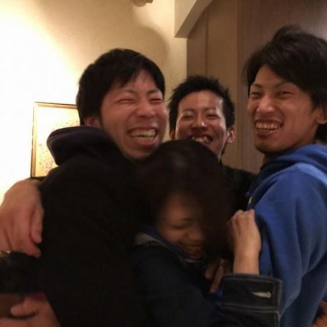 静岡からのお客さん♪