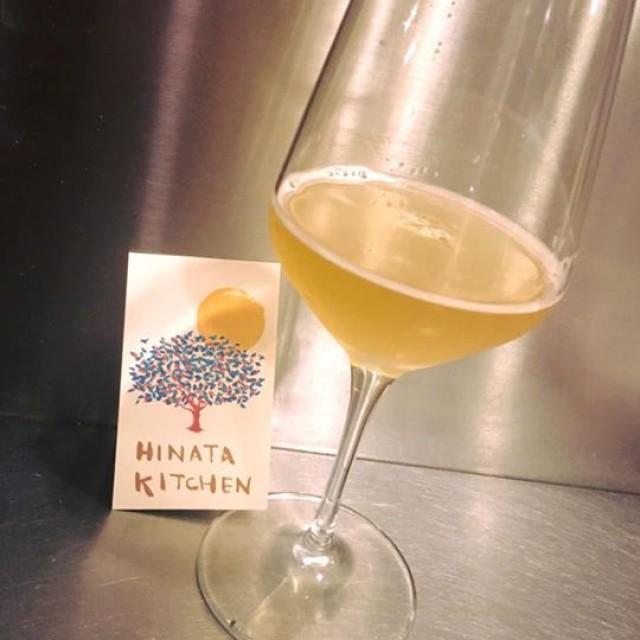 京都醸造から「春の気まぐれ」開栓してますよー!