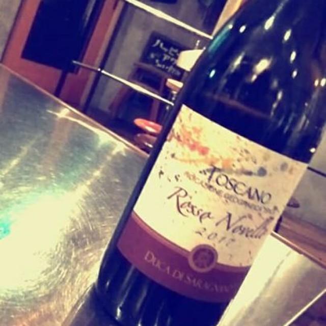 イタリアの新酒!ノヴェッロ入荷しております!!