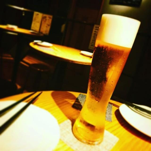 「チェコの伝統ビール!」