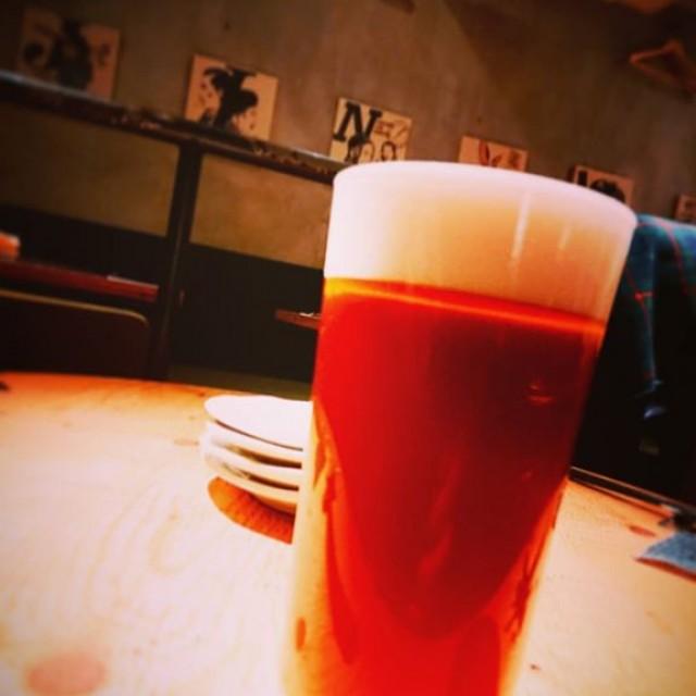 「欧州系IPAビール!」