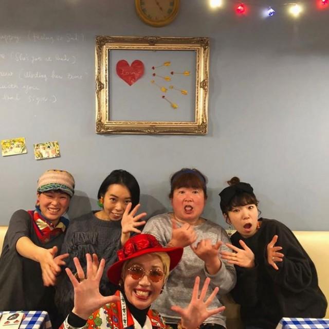 arinko明日12/13(金)は展示会の為15時半オープンとなりますのでご来店の際はお気をつけくださいませ😊🙏✨
