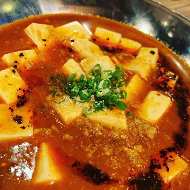 「13時から麻婆豆腐弁当がワンコイン☺️」